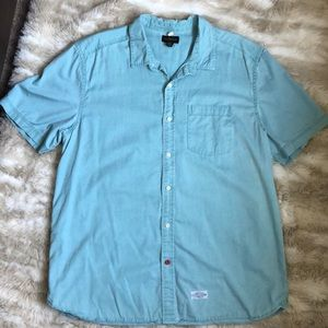 Urban Outfitters CPO provisions button up
